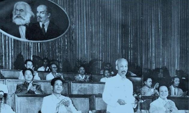 Menegaskan nilai Pikiran Ho Chi Minh pada zaman baru