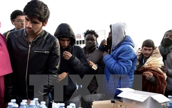 German Parliament passes tougher migrant measures