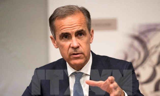 Bank of England governor: financial regulation will stay high after Brexit