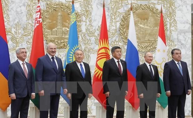 CSTO calls for unity in fighting terrorism