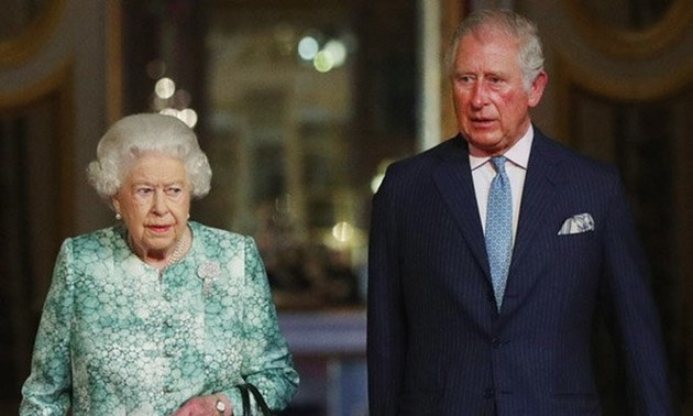 Prince Charles to succeed Queen Elizabeth