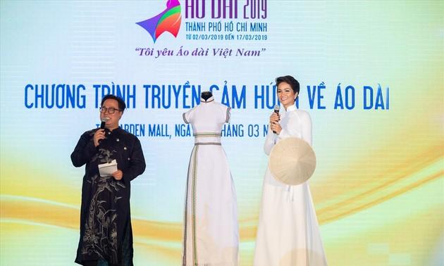 Ho Chi Minh City promotes traditional ao dai
