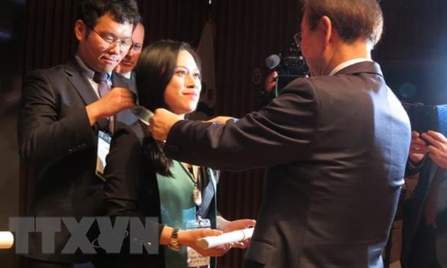 First Vietnamese named honorary Seoul citizen