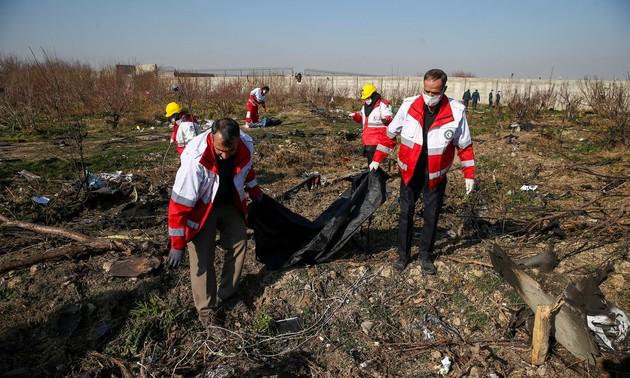 Iran, Ukraine jointly decipher black box of crashed Ukrainian plane