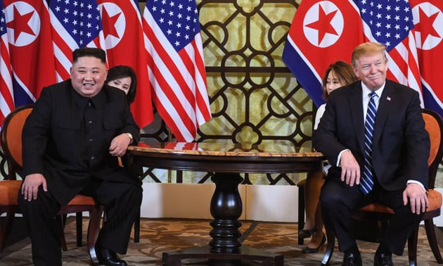 US urges North Korea to return to dialogue