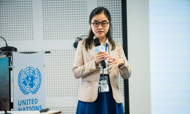 Interview: Trinh Hanh An - winner of first National essay competition commemorating 75th Anniversary  of  UN