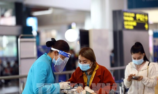 Vietnam Airlines ready for safe transport of passengers after Tet