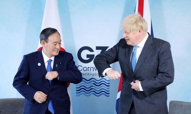 UK, Japan pledge to boost cooperation