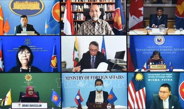 ASEAN is Canada's key partner