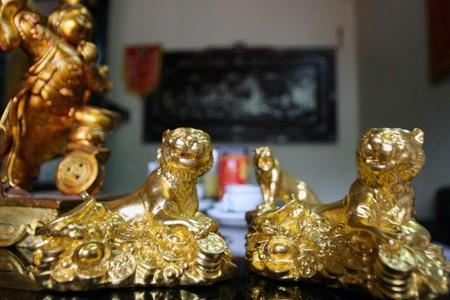Киеуки – ремесленная деревня вьетнамцев