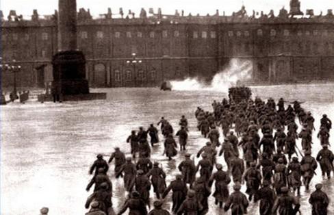 Мероприятия, посвящённые 95-летию Великой Октябрьской Революции