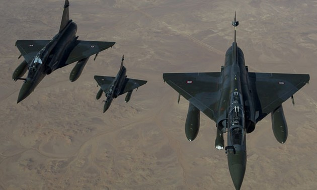 Мировое сообщество поддерживает участие Франции в боевых действиях в Мали