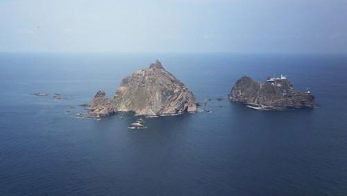 Республика Корея выразила протест Японии из-за претензий на спорные острова