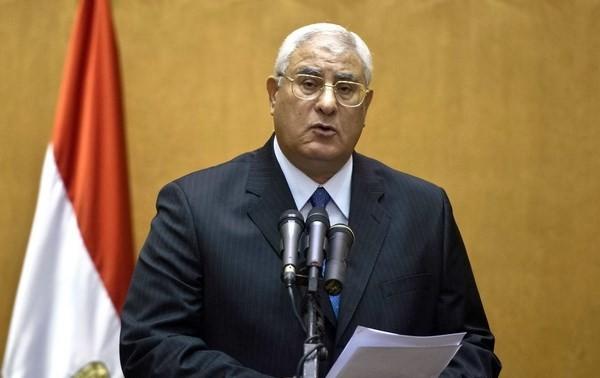 Выборы президента Египта запланированы на апрель этого года