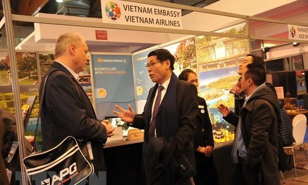 Бельгийские туристы всё больше интересуются Вьетнамом