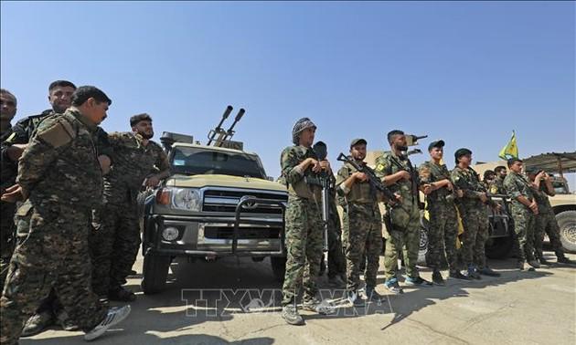 Турция и США имеют разногласия в вопросе курдских формирований