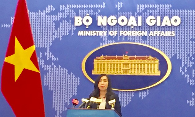 Вьетнам требует от Китая уважения суверенитета над островами Хоангша и Чыонгша