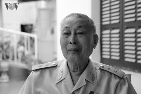 Скончался генерал-лейтенант Донг Ши Нгуен