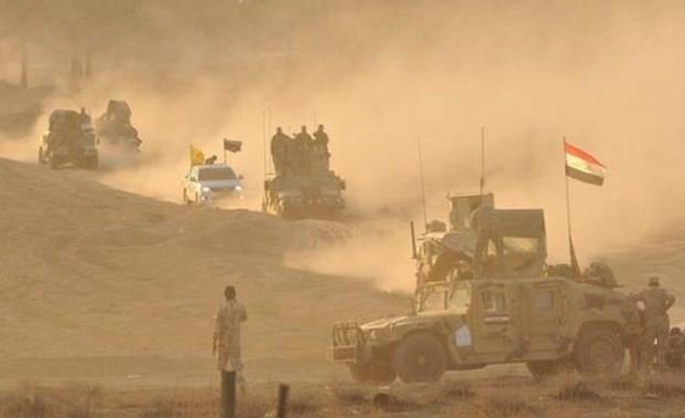 Иракские войска приступили ко второй фазе операции против ИГ
