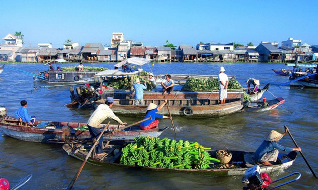Кантхо вошёл в список 15 самых красивых в мире городов, построенных на воде