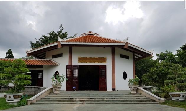 Мемориальный комплекс в честь Нгуен Шинь Шака – отца президента Хо Ши Мина