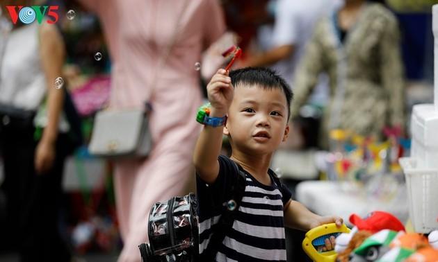 Возвращение в детство на улице Ханг-Ма
