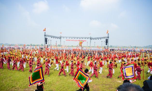 В провинции Хайзыонг отметили 719-ю годовщину со дня смерти национального героя Чан Хынг Дао