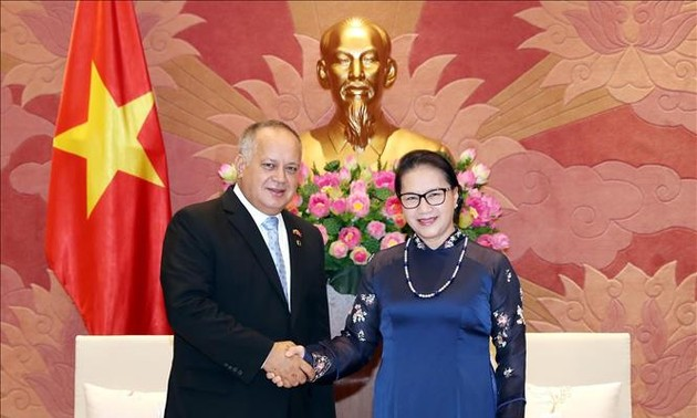 Укрепление дружеских отношений и сотрудничества между Вьетнамом и Венесуэлой