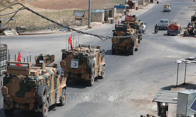 Мировое сообщество выражает обеспокоенность в связи с нападением Турции на курдов на севере Сирии