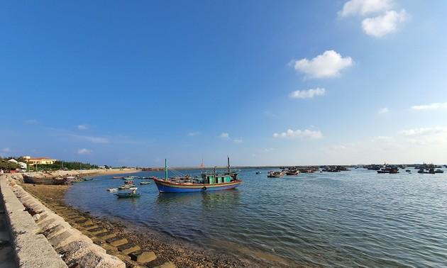 Развитие материально-технического обеспечения рыбного промысла и повышение эффективности поиско-спасательных операций в островном уезде Батьлонгви