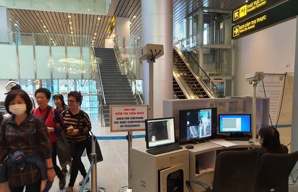 У туристов, прибывших из Уханя, не обнаружены признаки заражения коронавирусом