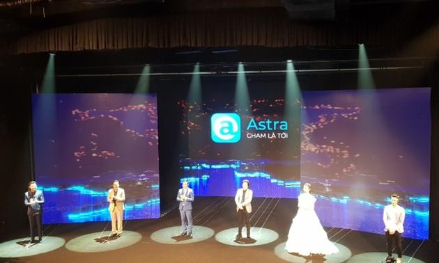 Туристическая социальная сеть «Astra»: популяризация имиджа Вьетнама