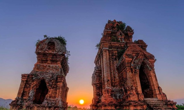 Следы Тямской культуры в провинции Биньдинь