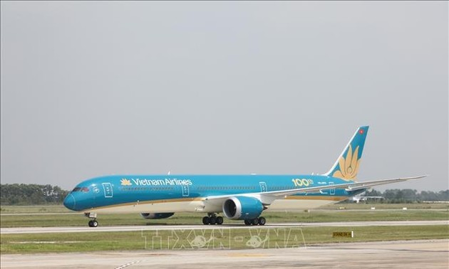 Vietnam Airlines продолжает осуществлять полёты из Европы во Вьетнам