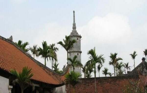 Пагода Буттхап – шедевр архитектуры и скульптуры