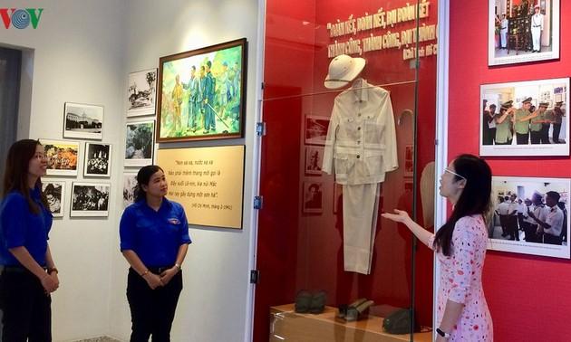 Дом-музей президента Хо Ши Мина