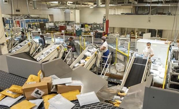 Президентские выборы в США 2020: Спор вокруг услуг Почтовой службы США