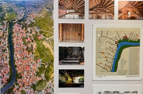 Выставка «Вьетнамская сельская архитектура»