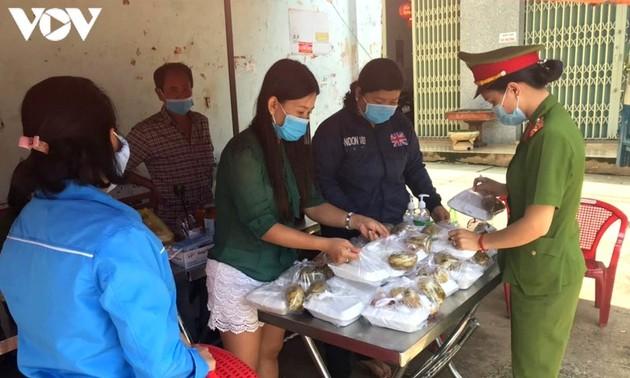 Общественная кухня – тепло для души в условиях эпидемии