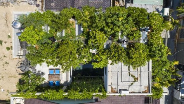Вьетнам имеет 2 сооружения, удостоенных премии «Зелёная архитектура»