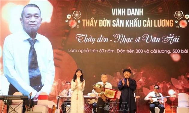 День вьетнамского театра 2020: Отмечены актёры, внесшие большой вклад в развитие театрального искусства и общества