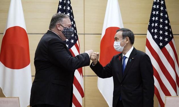Япония и США укрепляют сотрудничество по предотвращению действий Китая в Восточном и Восточно-Китайском морях