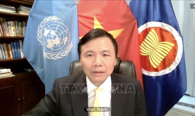 Вьетнам призывает международное сообщество усилить защиту детей в вооруженных конфликтах в условиях пандемии COVID-19