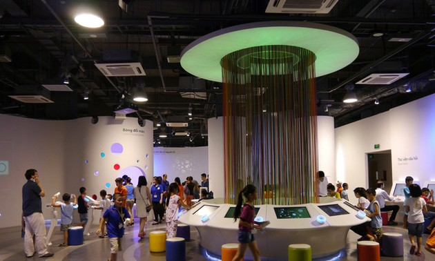 Panasonic Risupia Vietnam -  Интересная научная площадка для детей