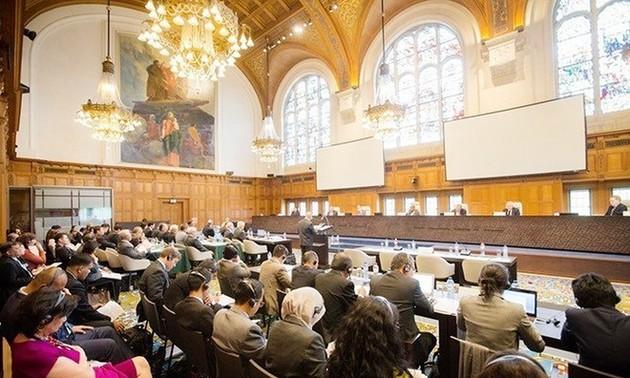 Необходимость решения вопроса Восточного моря на основе международного права