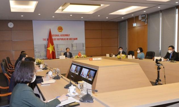 Активизация сотрудничества межу законодательными органами Вьетнама и Сингапура