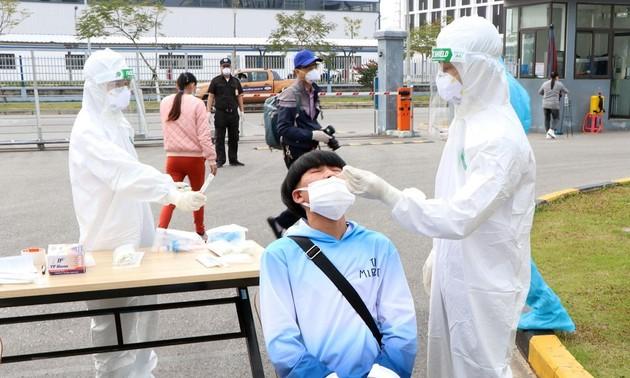Госкомитет по профилактике и борьбе с эпидемией Covid-19 требует строгого контроля за въезжаюшими людьми из районов эпидемии