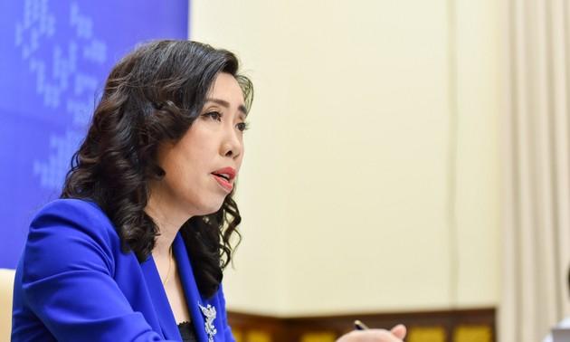Вьетнам ценит поддержку международных партнеров и организаций в противодействии эпидемии Covid-19