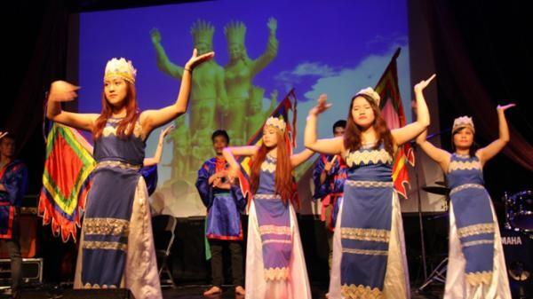 Tưng bừng Hội trại thanh niên sinh viên Việt Nam tại CHLB Đức