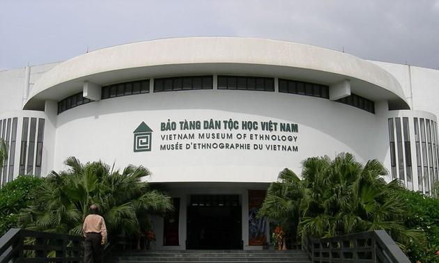 Bảo tàng dân tộc học, không gian Văn hóa Việt Nam